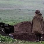 کشته شدن یک آذربایجانی در حمله توپخانهای نیروهای ارمنی به مناطق مسکونی