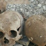 کشف گور دسته جمعی در ارومیه