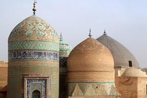 بقعه شیخ صفیالدین - اردبیل - شاهان صفوی