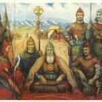 تشکیلات قبائل ترکان باستان