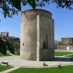 مقبره اوچ گونبز ( سه گنبد ) ارومیه – آذربایجان غربی