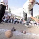 آشیق اویونو – بازی های بومی ، محلی ( آشیق )