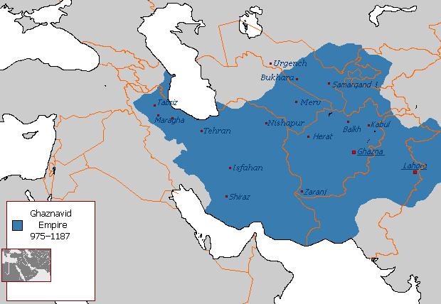 پیرامون حکومت های ترکان – غزنویان و قاراخانیان