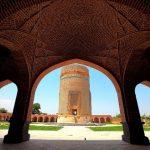 مقبره شیخ حیدر صفوی – مشکین شهر ( خیاو )