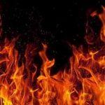 کوروش و به آتش کشیدن خانه مردم و شهر اپیس
