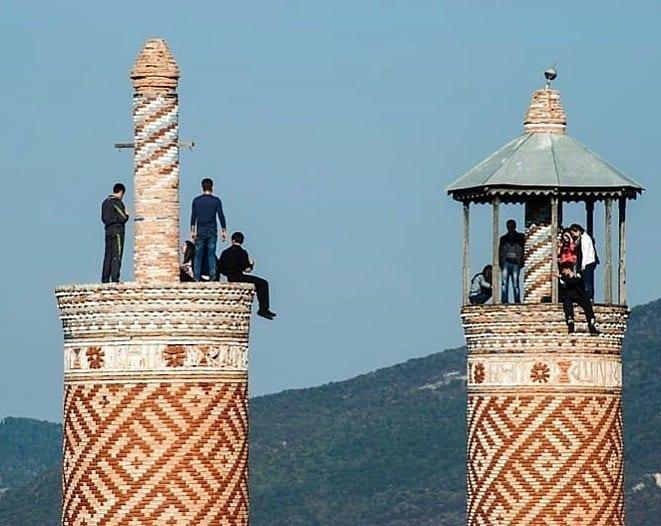 مسجد عاشاقی گوهر آغا در شوشا