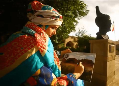بویاما ؛ نگاهی به هنر – صنعت رنگرزی سنتی آذربایجان