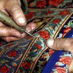 آشنایی با سوزن دوزی (سیاه دوزی) ترکمنی