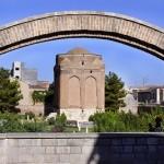 قیرمیزی گونبز ( گنبد سرخ مراغه ) – آذربایجان شرقی
