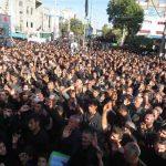 نمایش بی بدیل شور و شعور حسینی (ع) در تجمعات عزاداری