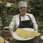 قطاب ؛ غذایی لذیذ از آذربایجان + دستور پخت