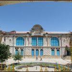 کاخ باغچه جیق ماکو بنایی از عصر مظفرالدین شاه – آذربایجان غربی