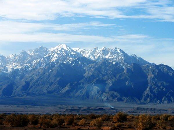 ارتفاعات مهم استان کرمان