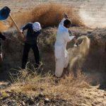 مراسم اشر و مدد ؛ رسمی کهن برای لایروبی انهار در سیستان و بلوچستان